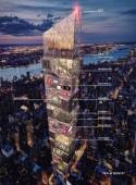 Projetistas Desenvolvem Conceitos Para Arranha-Céus do Futuro