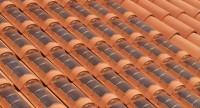 Empresas desenvolvem telhas já com placas solares