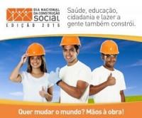 Construtoras já podem inscrever seus funcionários no Dia Nacional da Construção Social