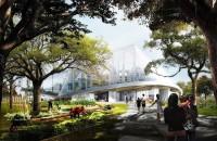 Nova sede sustentável do Google, na Califórnia, será construída por robôs