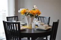 Quadrada ou redonda: qual a mesa ideal?